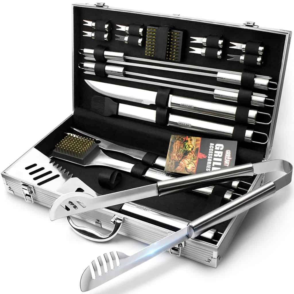 BBQ Grill Utensil Tools Set