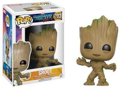 Groot Toy Figure