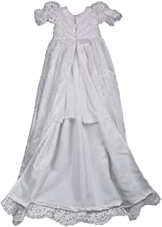 Lovely Lace Girls Christening Gowns a baptism baby girl dress