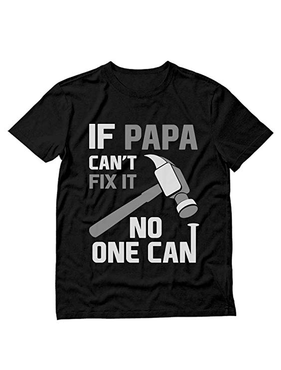 Quoted About Father T-Shirt