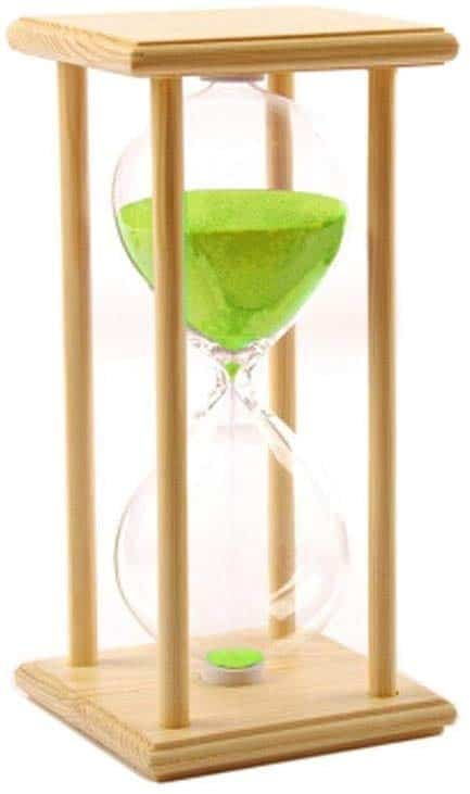 Creative Hourglass Timer