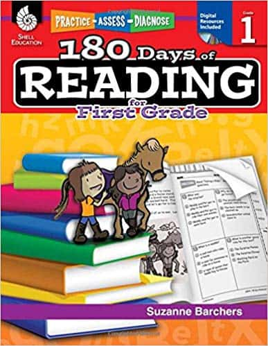 180 Days of Reading: Grade 1