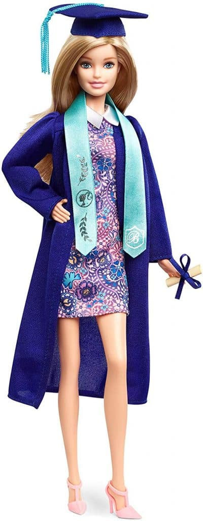 Barbie Graduation Day Fashion Doll