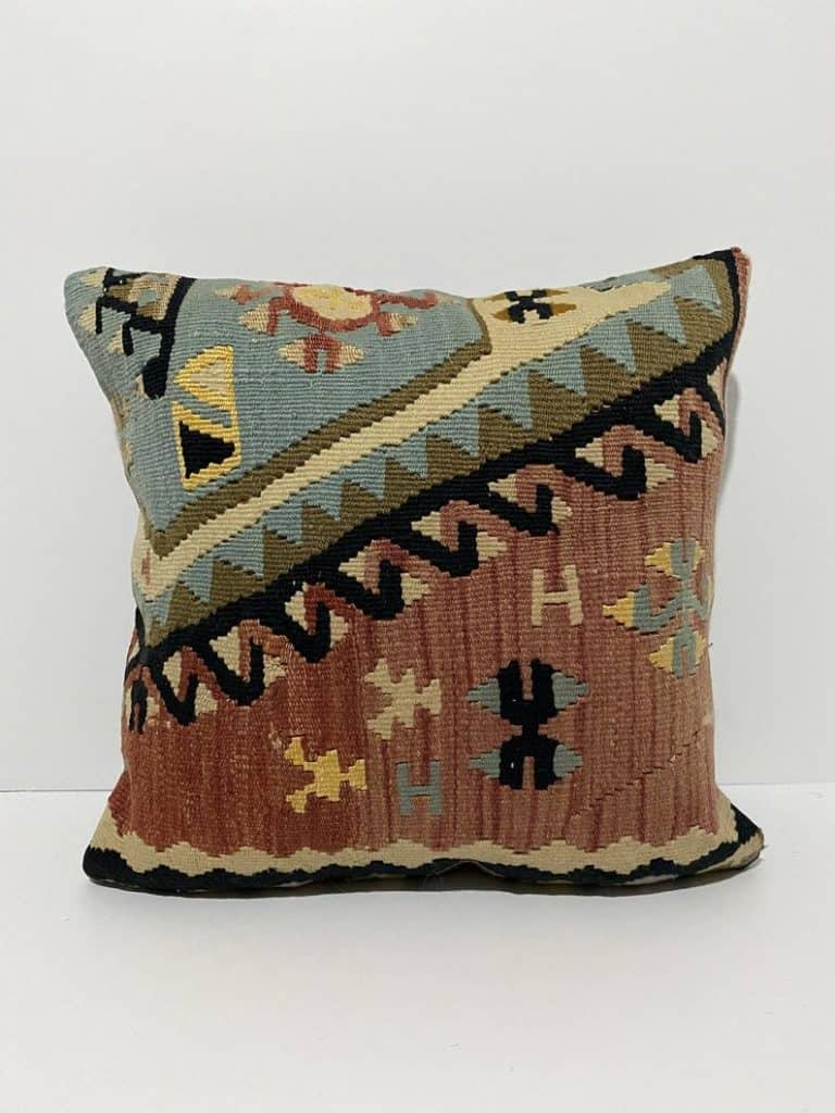 Kilim Pillow Decorative Pillow