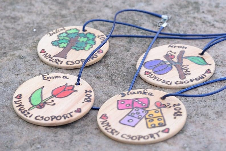 Personalized Kindergarten Graduation Ornament Gift