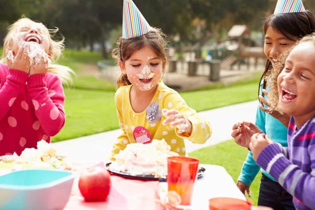Kid's Birthday Party Food Ideas