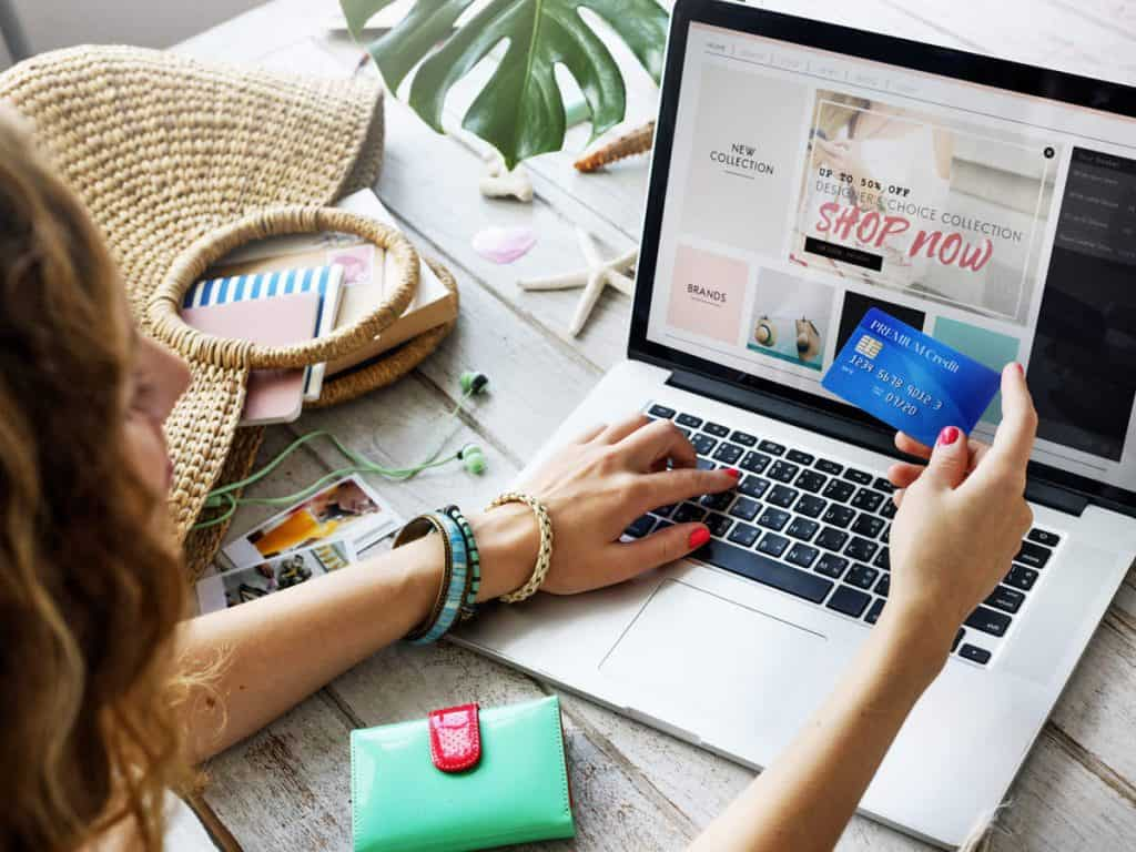 Save Money whven Shopping Online